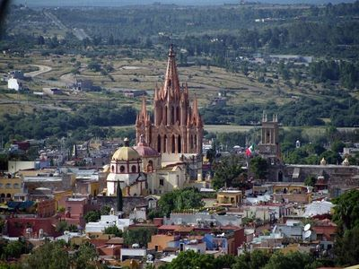 the fabulous jewel that is San Miguel.