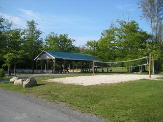 Tobyhanna chalet photo - Picnic Area