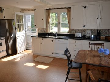 Our moderized country kitchen.