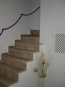 Cala D'or apartment rental - Stairs in Villa F