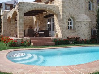 Platanias villa photo - Villa Melody