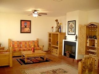 San Felipe house photo - The Living Room in the Casa Ocotillo