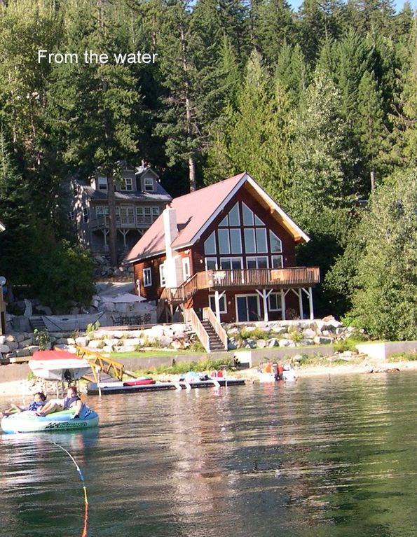 Lake Wenatchee house rental