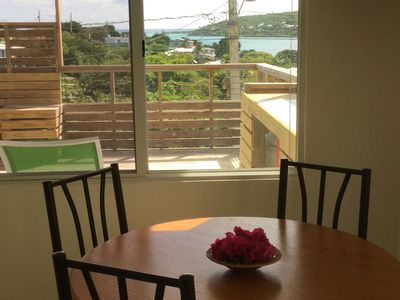 La Romana A9 at Culebra:  great location, great views, neat and clean!
