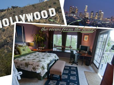NEW SALE PRICE! 3 Bdrm House-INCREDIBLE VIEWS from HOLLYWOOD SIGN TO DOWNTOWN!!!