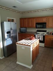 San Antonio house photo - Kitchen with Refrigerator, Stove, Oven, TV, Coffee Maker, Toaster, Juicer