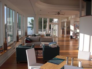 Sea Bright house photo - Expansive indoor entertaining..