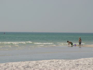 Beautiful Siesta Key Beach