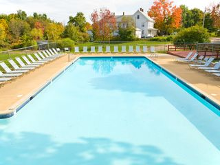 Laconia condo photo - Enjoy the pool