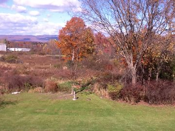 New Paltz house rental - Beautiful views of mountains and sunsets.