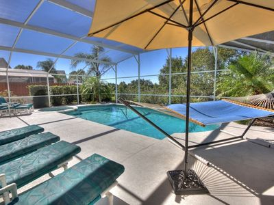 Legacy Dunes house rental - Relax and soak up the sun