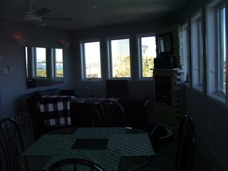 Atlantic City apartment photo - OLD PIXS BUT STILL...A GREAT VIEWS. BLINDS AND LIGHTING IS NOW THERE.