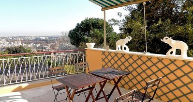 Apartment in Rome Trastevere with Terrace and view