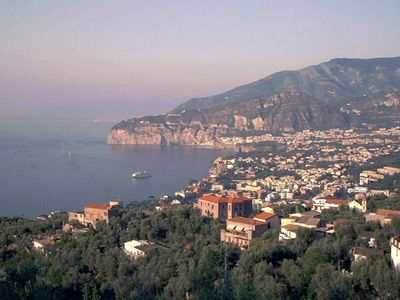 A charming apartment in the historical center of Sorrento