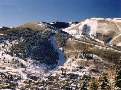 Ski Trails at Park City Mountain Resort