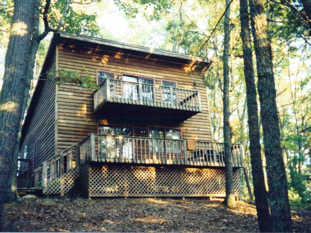 Fries Cabin Rental Private Secluded Small Mountain Top 2