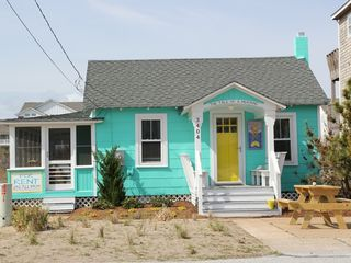 Nags Head cottage photo - Welcome...to The Tale of A Mermaid !!!