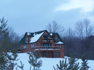 Ellicottville chalet photo - Winter wonderland