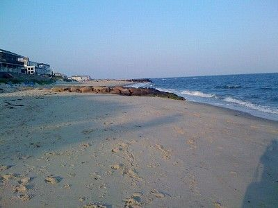 Beautiful Nantucket Sound, your private beach!