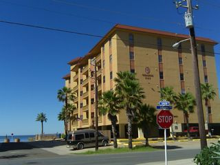 South Padre Island condo photo - Galleon Bay Condominiums with covered parking