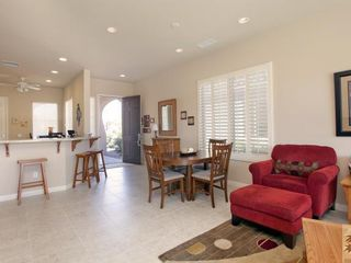 Indio house photo - Great Room with Breakfast Bar and Dining Area.