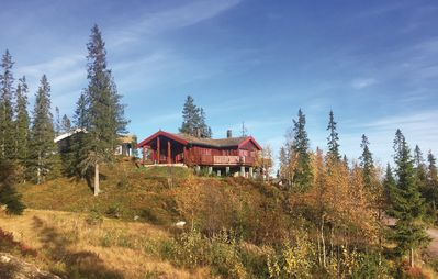 5 bedroom accommodation in Trysil