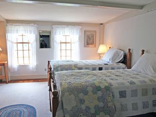 Nantucket Town house photo - 3rd Floor Guest Bedroom No. 3 - Twin Beds *3rd Floor Bedrooms share a Full Bath*