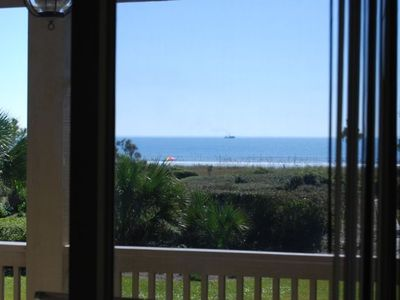 Sea Pines house rental - View From Master Bedroom