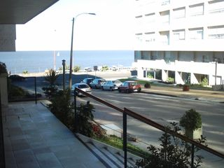 Montevideo apartment photo - View of the coastline from our property