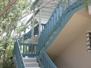 Vieques Island cottage photo - Set up high with multiple terraces, Starlight offers a treetop feel.
