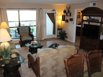South Padre Island condo rental - Comfortable, cozy and a view that cannot be beat!