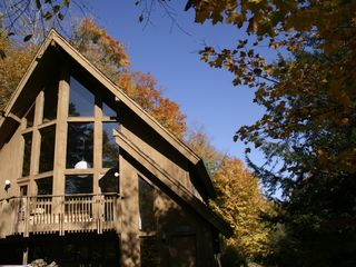 Killington house photo - Chalet in Fall