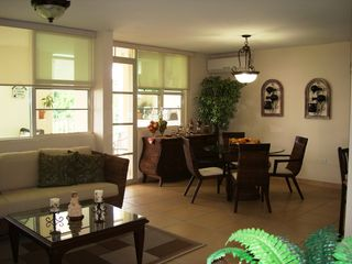 Aguadilla condo photo - Living room and dinning area