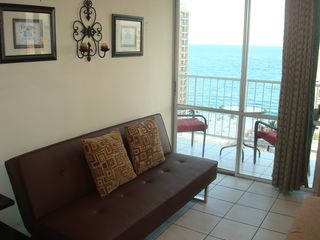 Condado studio photo - Ocean View from the living area