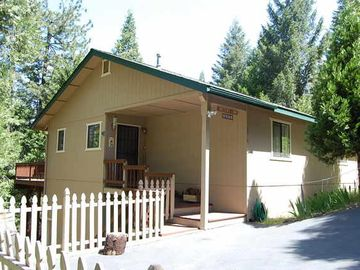 Arnold cabin rental - Grizzler's Cabin in Lakemont Pines