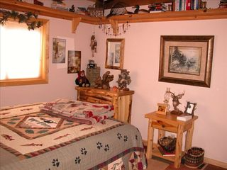 Pagosa Springs cabin photo - 2nd Bedroom-Queen (Camping Room)