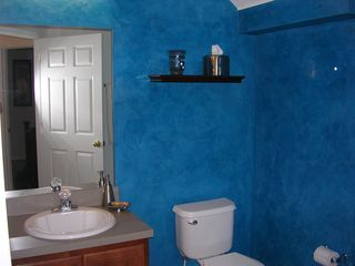 Compass Bay townhome photo - Lower Level Bathroom