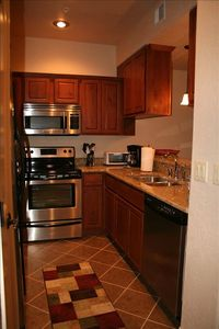 Quality Kitchen Cabinetry, Appliances and Beautiful Granite Countertops