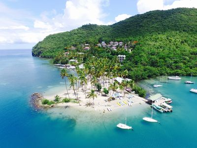 image for Amazing view of Marigot Bay,Romantic-Private-Intimate 50ft Pool/Spacious Balcony