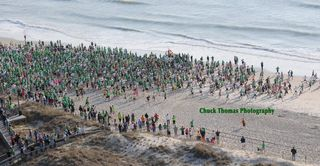 Carolina Beach condo photo - 2100 Runners raising $65000 for local cancer families in need of financial help