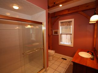 Tannersville house photo - First Floor Bathroom with stand up shower.