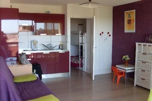 Traps The Res Boucanet beautiful modern studio 150m from the beach