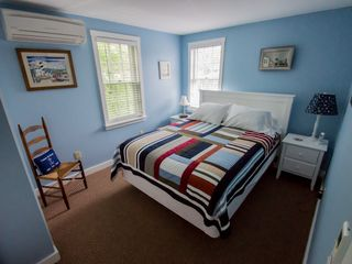 Provincetown condo photo - Main floor bedroom - plush mattress set 2010