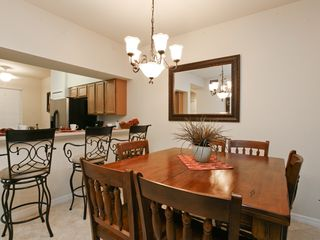 Bradenton condo photo - Kitchen Stools/Dining Area