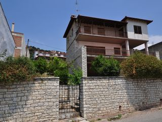 Fokis villa photo - View of the house from the street
