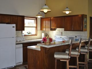 Ambergris Caye villa photo - Your kitchen is fully equipped with all your needs