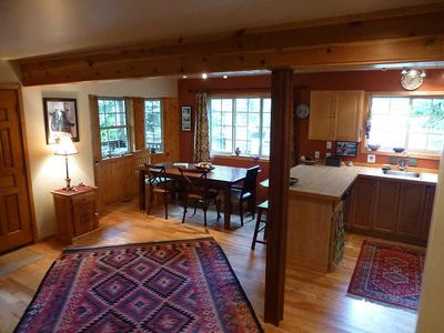 Island Retreat In Private, Forested Setting, Sleeps from 2 - 7