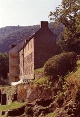 Harpers Ferry cabin photo - One of the old homes in Harpers Ferry