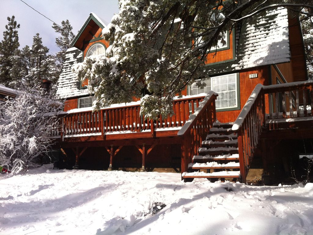 Big Bear Mountain Cozy Cabin Vrbo