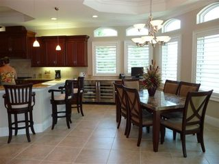 Treasure Island condo photo - Beachfront Dining Room!